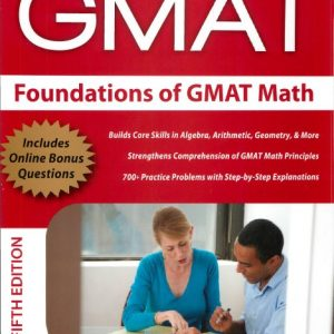 Manhattan Foundations of GMAT Math