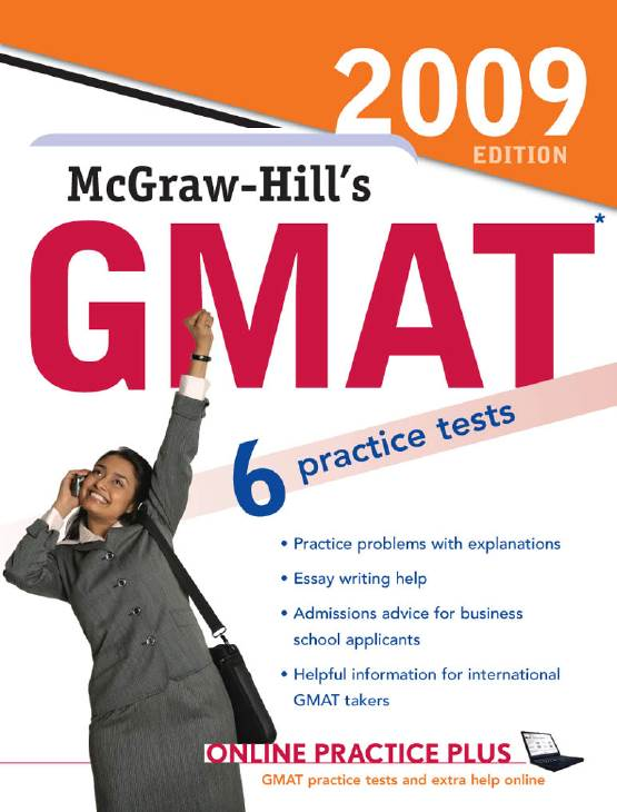 GMAT McGraw Hill 2009