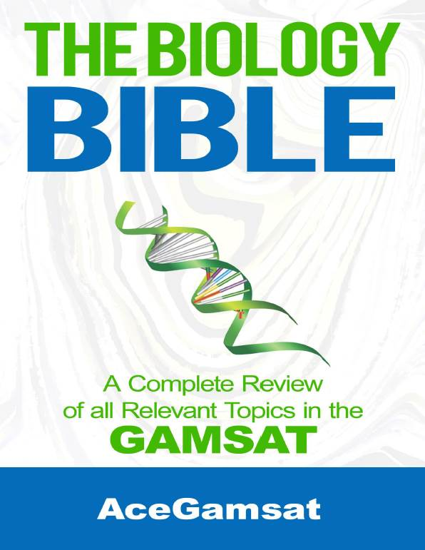 Biology Bible GAMSAT