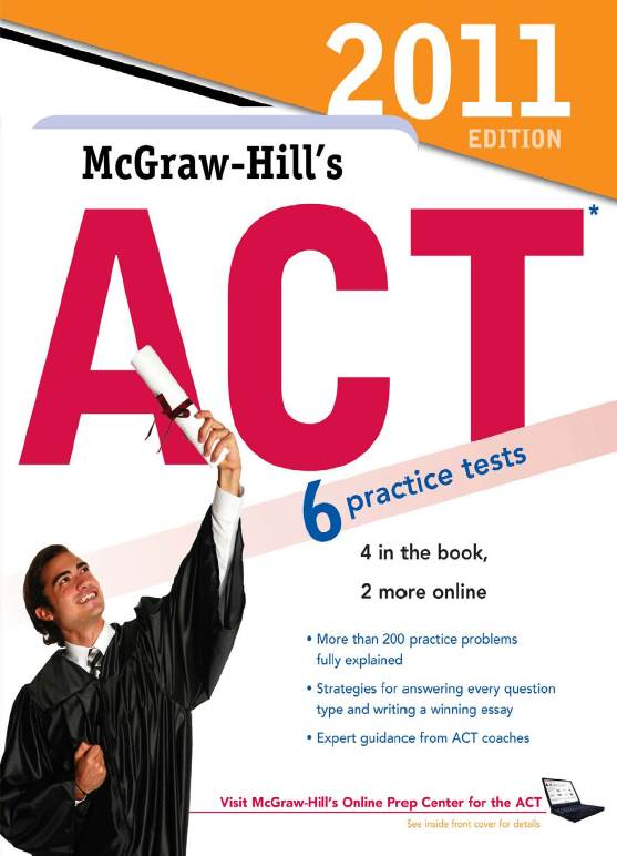 کتاب ACT McGrawHill 2011