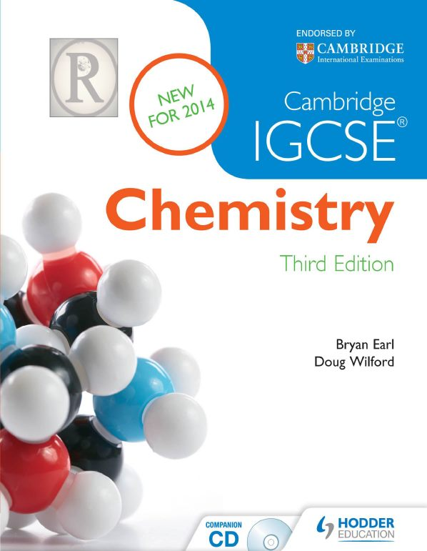Cambridge IGCSE Chemistry